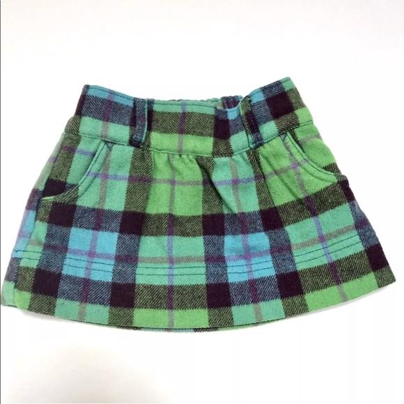 c824fb7bcb GAP Bottoms | Baby Plaid Skirt Wool Toddler 3t Gosford Park | Poshmark